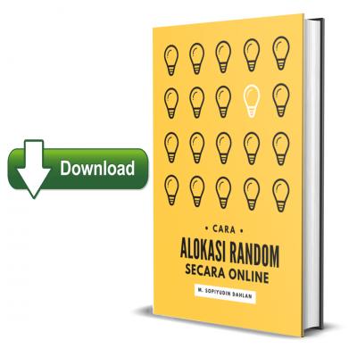 Download Cara melakukan alokasi random secara random by Sopiyudin Dahlan
